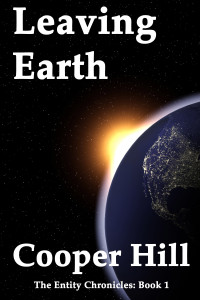 Leaving Earth by Cooper Hill Books