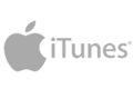 itunes logo website