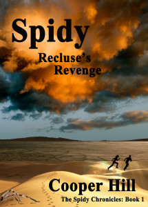 Spidy Recluses Revenge by Cooper Hill Books