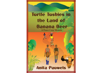 Turtle Tushies in the Land of Banana Beer