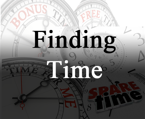 Finding Time Blog Post